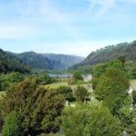 Beautiful Irish Scenery By Drone