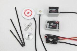 DJI develops and supplies the Wookong M Waypoint GPS Navigation System