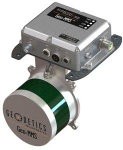 Geodetics Geo-MMS SAASM Lidar Sensor For Drones