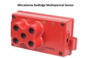 MicraSense RedEdge Multispectral Sensor