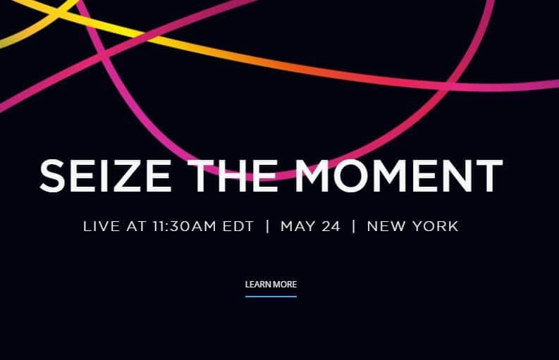 DJI Seize The Moment