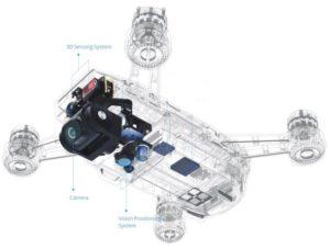 DJI Spark Collision Avoidance Drone