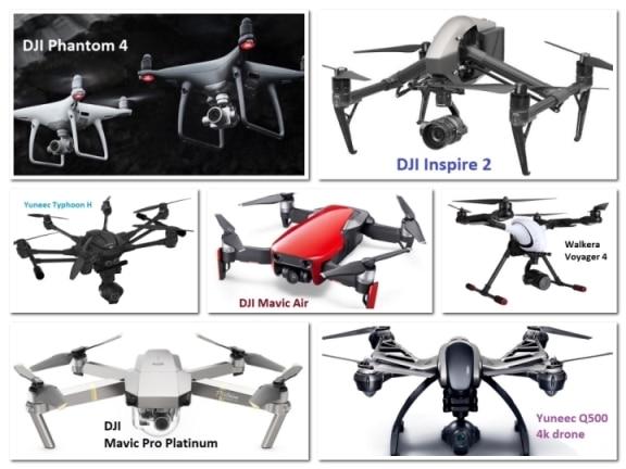 4k Drones
