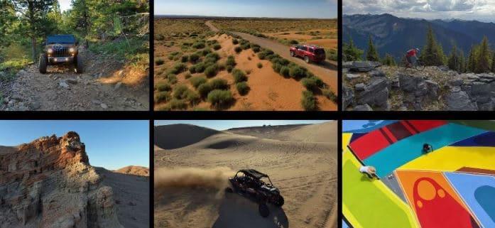 Skydio 2 Drone Wtih GPS, Camera And Autopilot